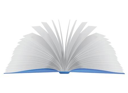 hymnal: vettore di libro aperto  Vettoriali