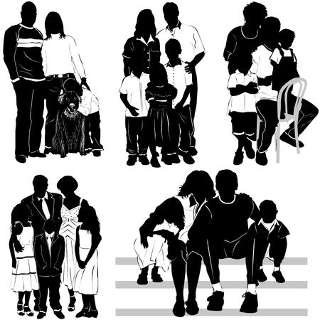 family vector Vector