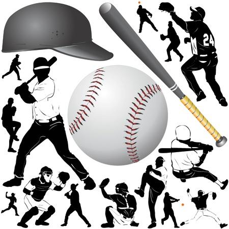 baseball Stock Vector - 9447487