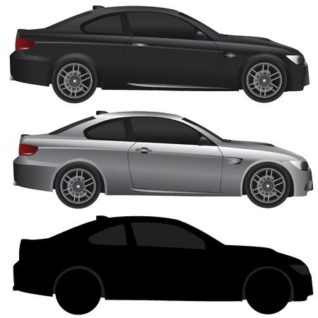 speedster: car Illustration