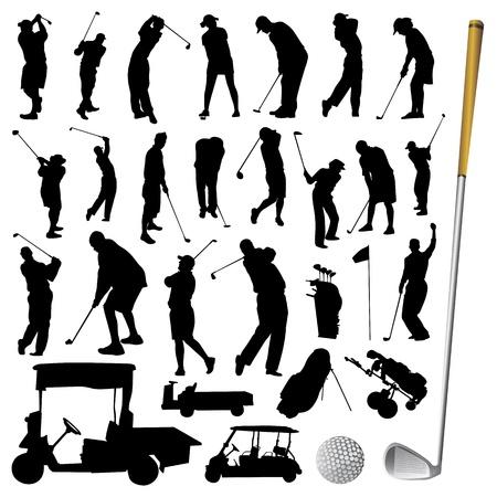 collection of hockey vector  Vector