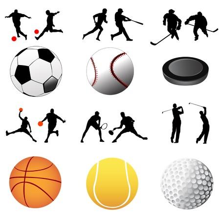 sport icon vector  Vector