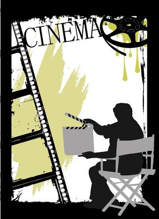 movie film: cinema design