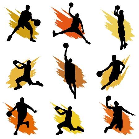 dunk: basketball