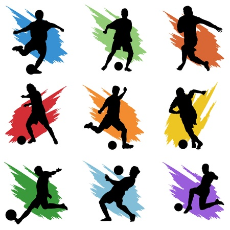 champs: soccer Illustration