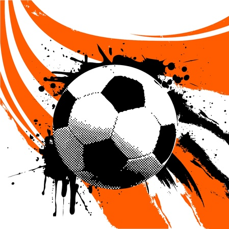 soccer ball Stock Vector - 9718012