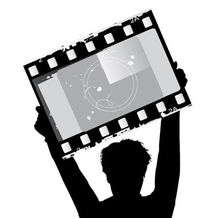 film Stock Vector - 9717971