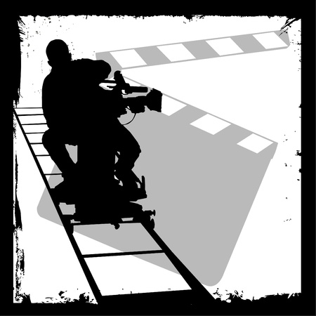 cinematography: cameraman