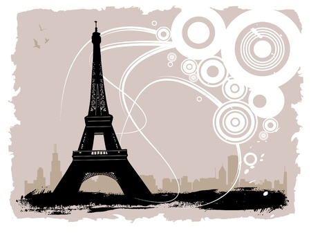 european culture: eiffel tower