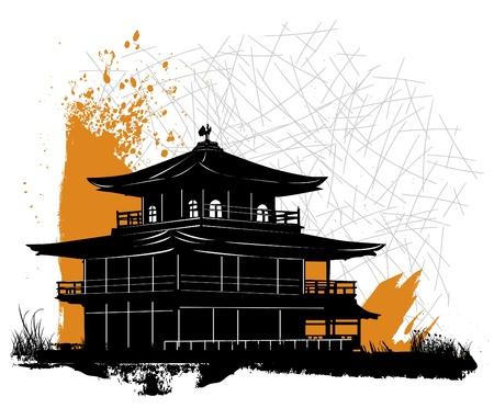 pagoda Stock Vector - 9758580