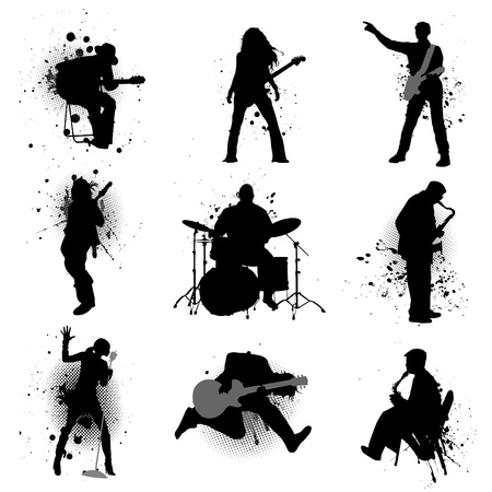 guitariste: musique grunge