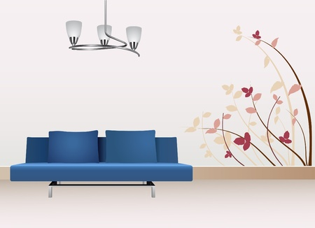 wall decoration  Stock Vector - 9932203