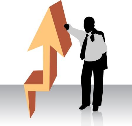 businessman  Stock Vector - 10103046