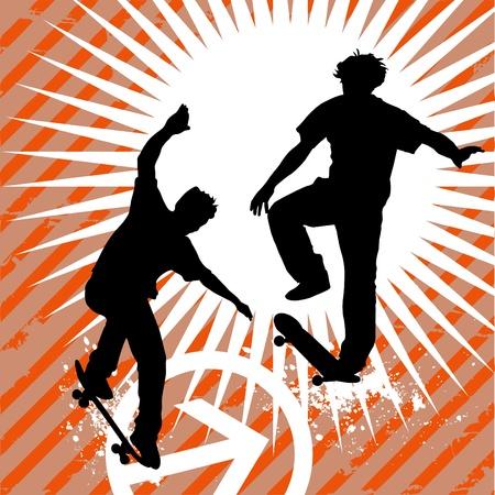 skateboard park: Skateboarding