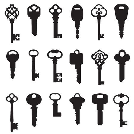 llaves: Juego de llaves