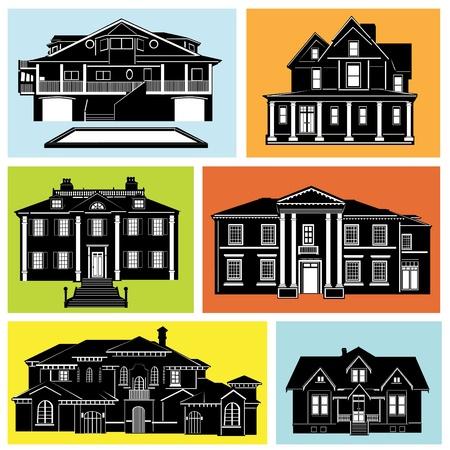 house set  Stock Vector - 10505767