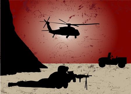 middle east war: war