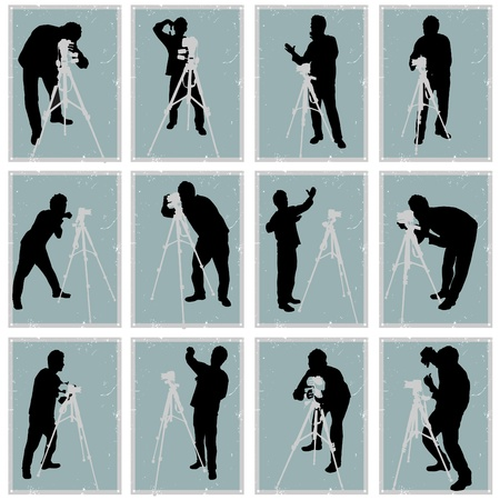 hellenistic: photographer set