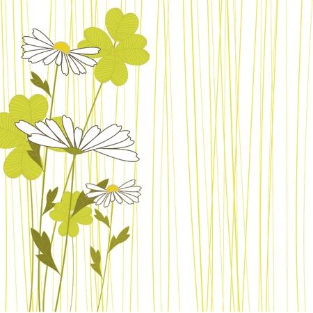 mariposas volando: fondo floral