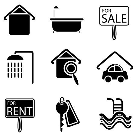 washbowl: real estate icons