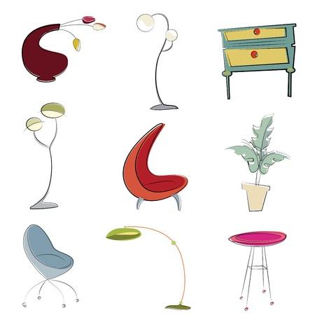 drover: furniture design set
