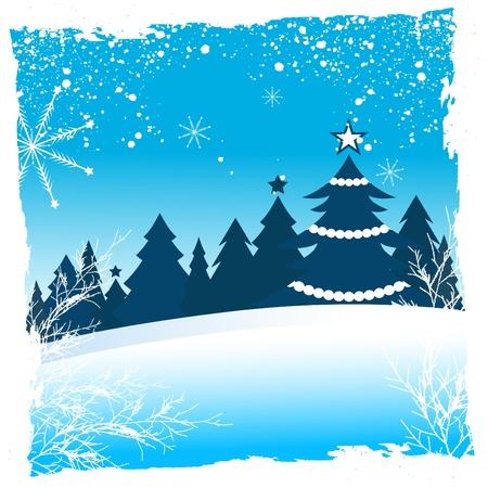merry mood: christmas background