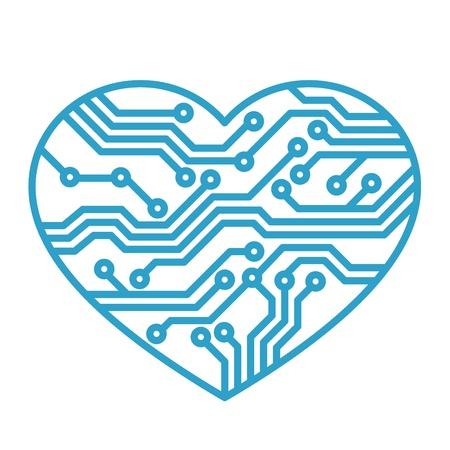 circuito electrico: tecnología de amor