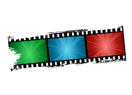 film strip: film strip vector