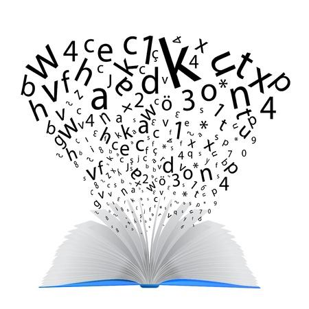 escribiendo: libro Vectores