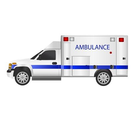intensive care: ambulance