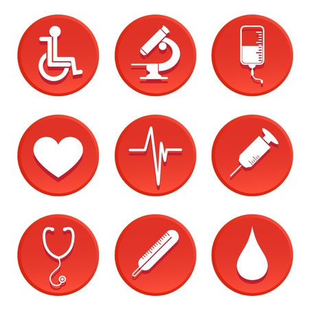 medical icon Stock Vector - 11155515