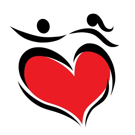 symbol of couple in love