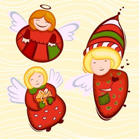 angels  Vector