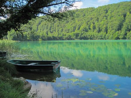 jura: Lake Jura Stock Photo