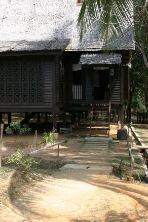malay village: Aldea Hut