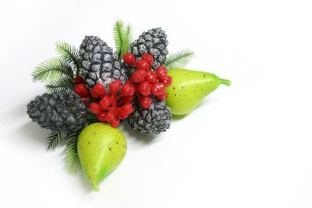 pinecones: Christmas Ornaments #1