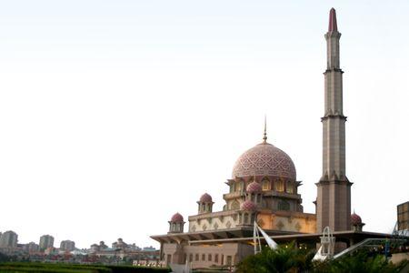 Putrajaya Mosque Imagens - 587326