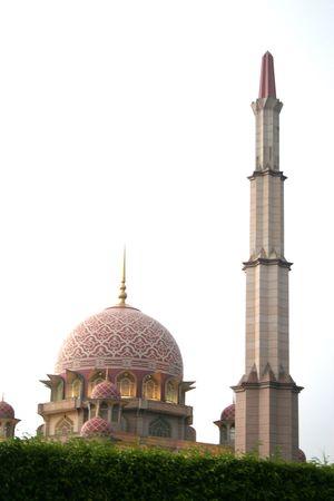 Putrajaya Mosque Imagens - 587324
