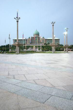 Putrajaya Mosque Imagens - 587320