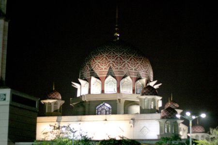 Putrajaya Mosque Imagens - 587321