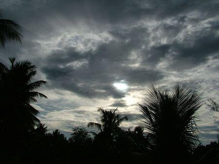 cloud scape: silver cloud scape