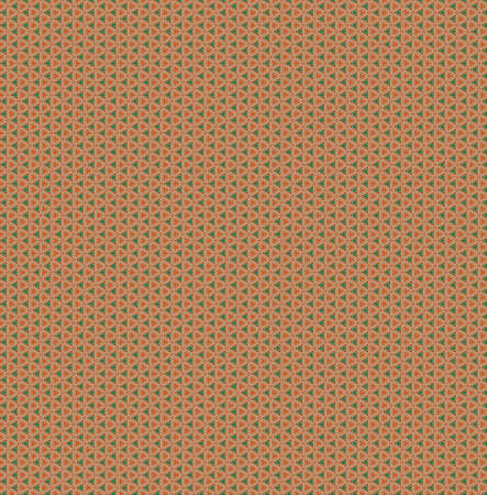 A brown and green pattern with tiny features - useful as wallpaper
