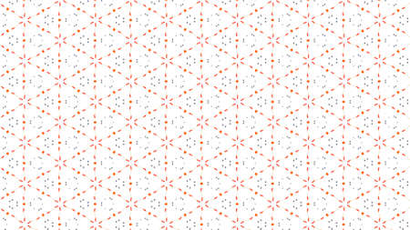 A red and blue dot pattern on a white background - useful as a wallpaper