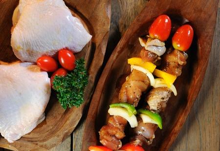 bbq chicken: Chicken BBQ