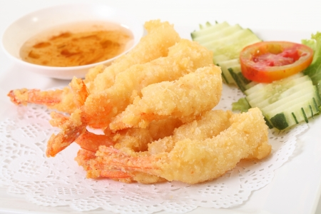 Japanese Cuisine, Tempura photo