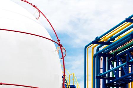 liquefied: Gas Propane-butane, Storage Tank