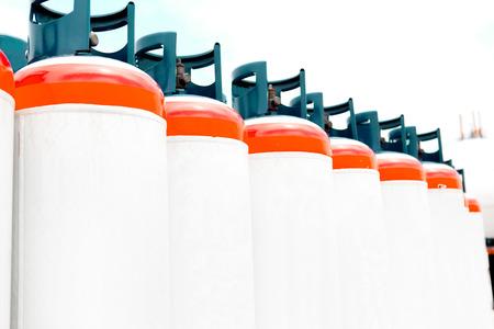 butane: Many of the Gas tanks, Propane-butane
