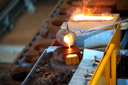 metal casting: Foundry, Metal Casting
