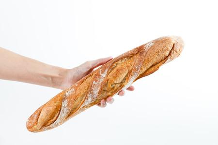French baquette bread