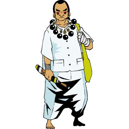 sarong: Thailand character set 1 shaman